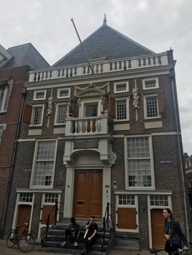 Oldest house in Haarlem