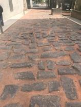 Excavated Roman Road
