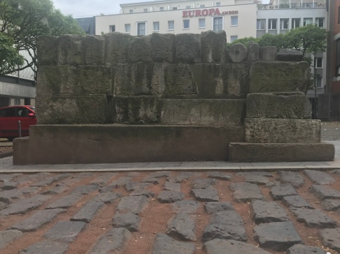 Roman Road and Wall